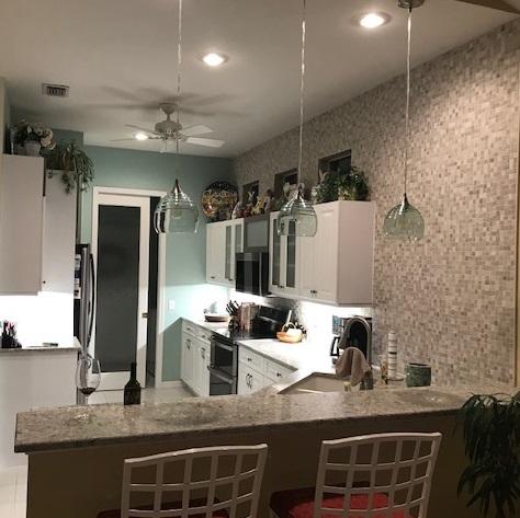 DeGeorge Room Improvement