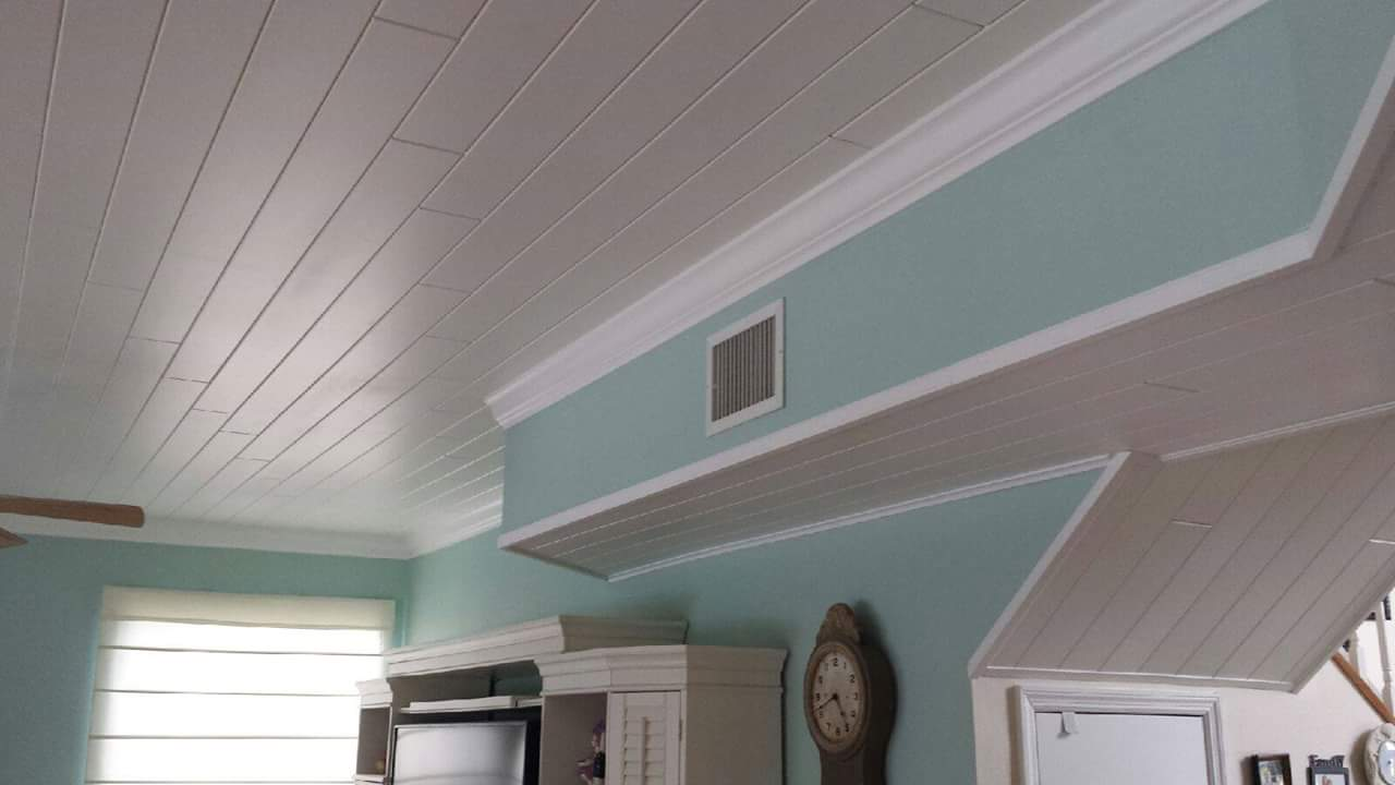 Did I Hear Someone Say Ceilings Degeorge Room Improvement Prides Itself In 65 Years Of Innovation And Quality Work